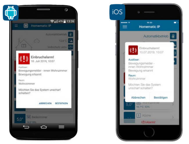 Screenshot App: Home Screen