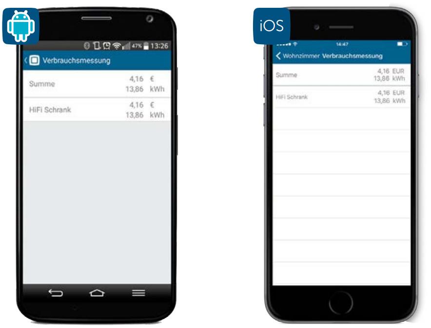 Screenshot Homematic IP App
