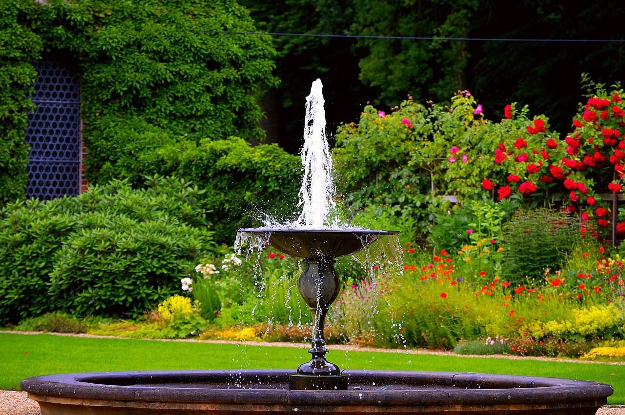 Der smarte Springbrunnen mit Homematic IP