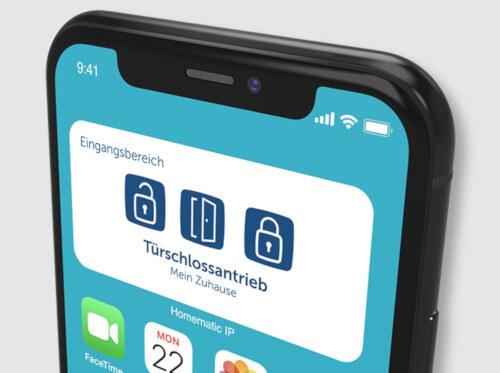 Homematic IP App - Widgets