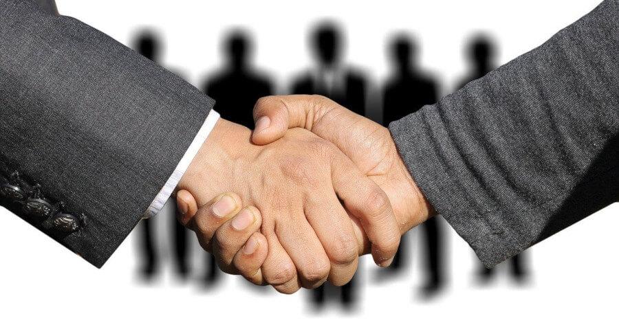 Vertriebspartner werden