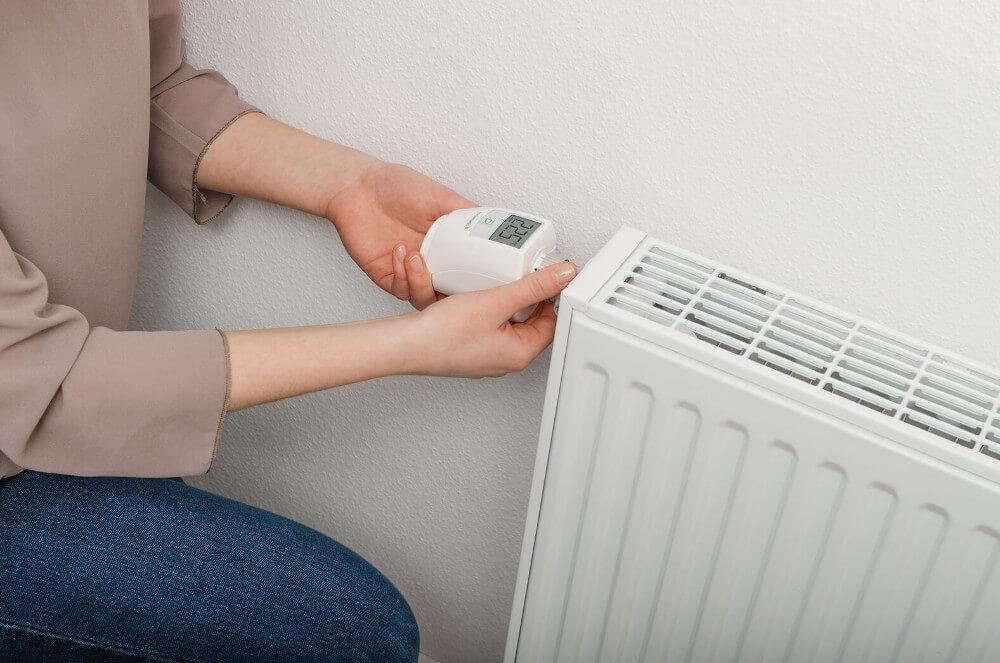 Energie sparen durch Einzelraumregelung