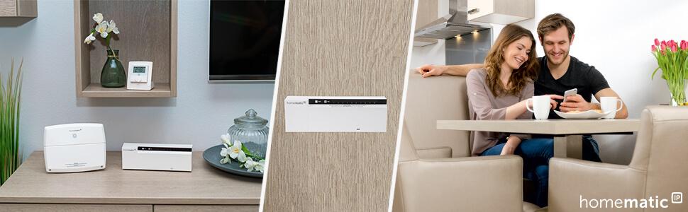 Die Kühlfunktion der Fußbodenheizung mit Homematic IP
