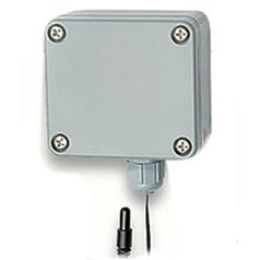 Funk Temperatursensor mit Leitungsfühler