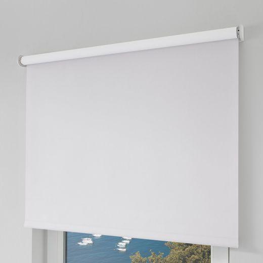 erfal SmartControl Homematic IP Rollo - 140 cm x 160 cm (B x H) - Blickdicht