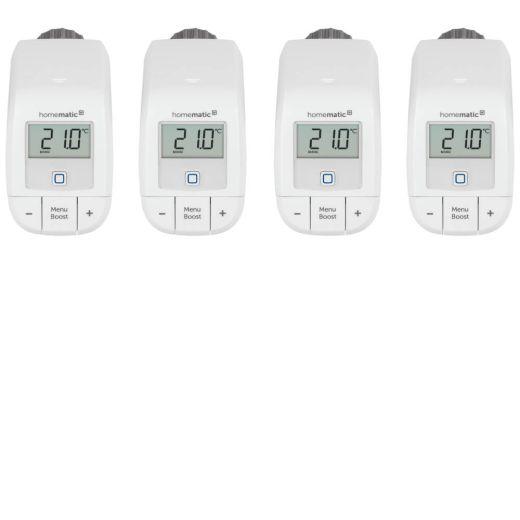 Homematic IP Erweiterungsset Basic für 4 Heizkörper