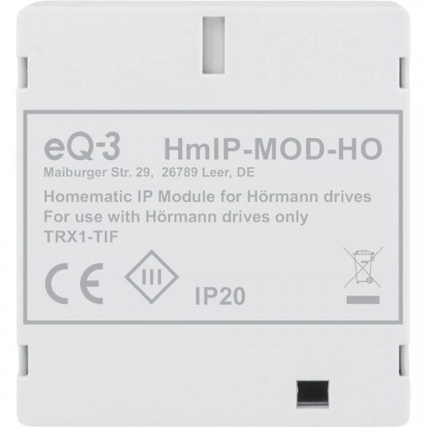 Homematic IP Modul für Hörmann-Antriebe