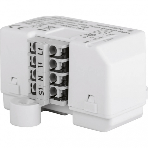 Homematic IP Schaltaktor mit Tastereingang - Unterputz