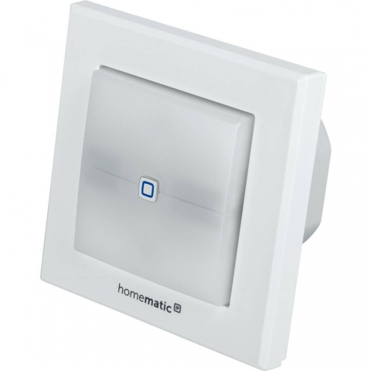 Homematic IP Schaltaktor für Markenschalter mit Signalleuchte