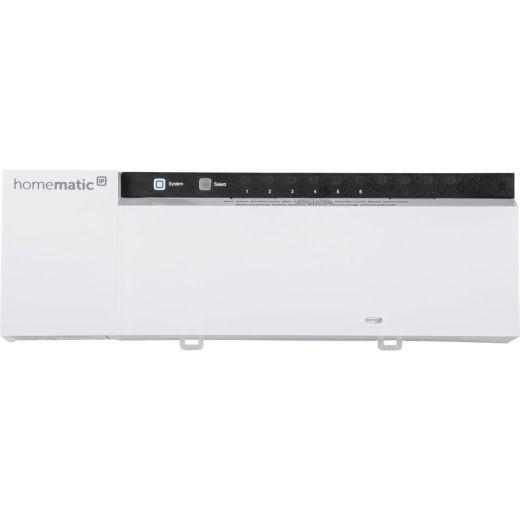 Homematic IP Fußbodenheizungsaktor - 6fach, 230V