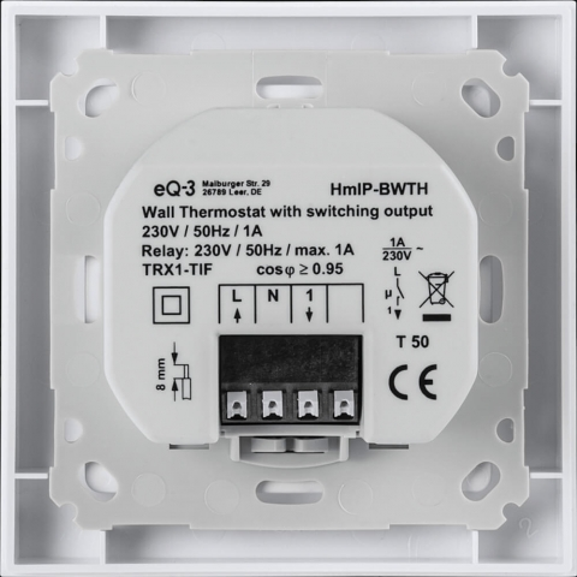 Homematic IP kabelgebundene Fußbodenheizungssteuerung (6)