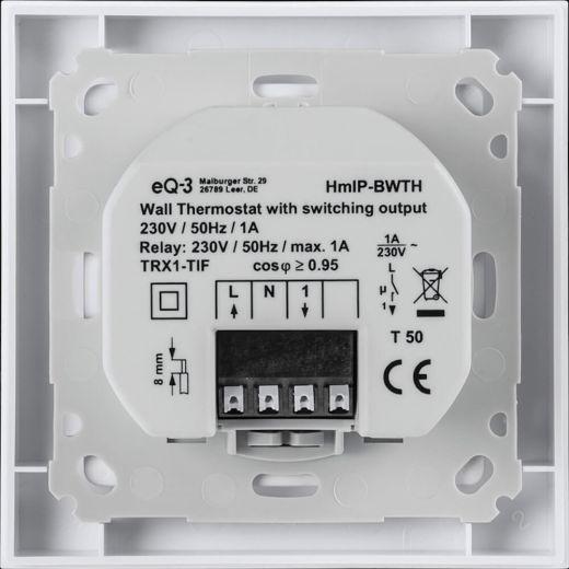 Homematic IP kabelgebundene Fußbodenheizungssteuerung (8)