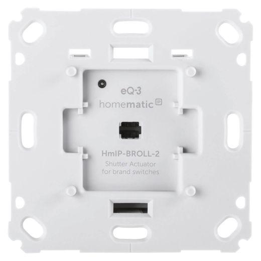 Homematic IP Rolladenaktor für Markenschalter