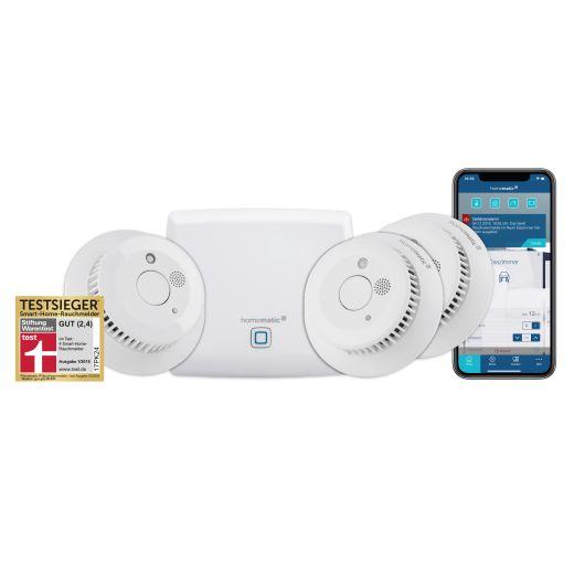 Homematic IP Rauchmelder Starter Set