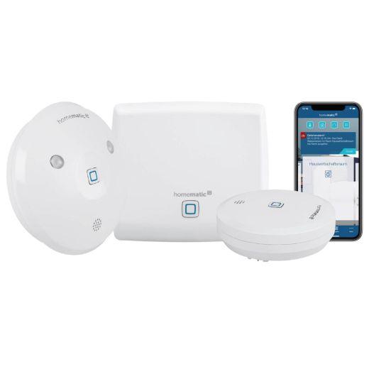 Homematic IP Wasseralarm Starter-Set