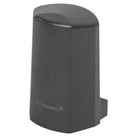Homematic IP Temperatur- und Luftfeuchtigkeitssensor - außen, anthrazit