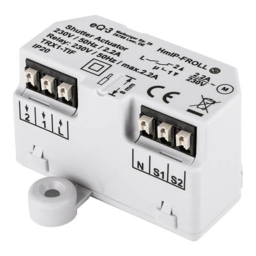Homematic IP Rollladenaktor Unterputz