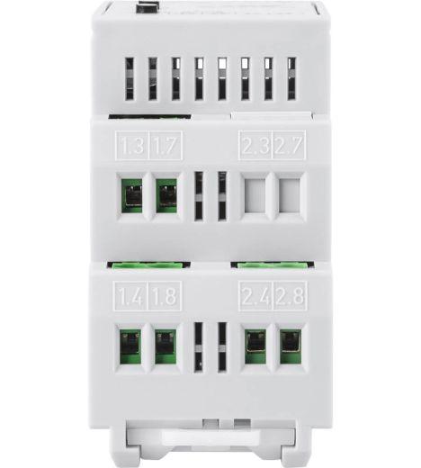 RS485 Schaltaktor 2fach (2 Ein- 2 Ausgänge)