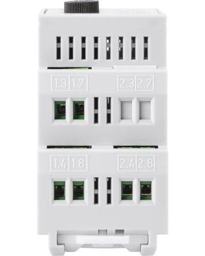 HomeMatic Wired Überspannungsschutz Busabschluß integriert