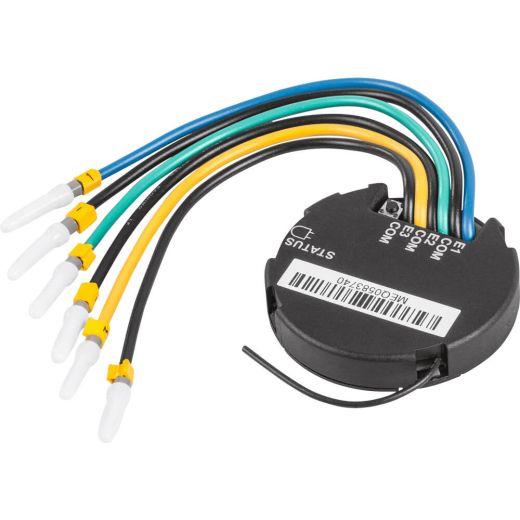 Funk Schalterschnittstelle 3fach zum Unterputzeinbau