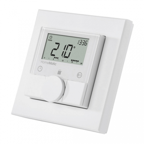 HomeMatic Wandthermostat