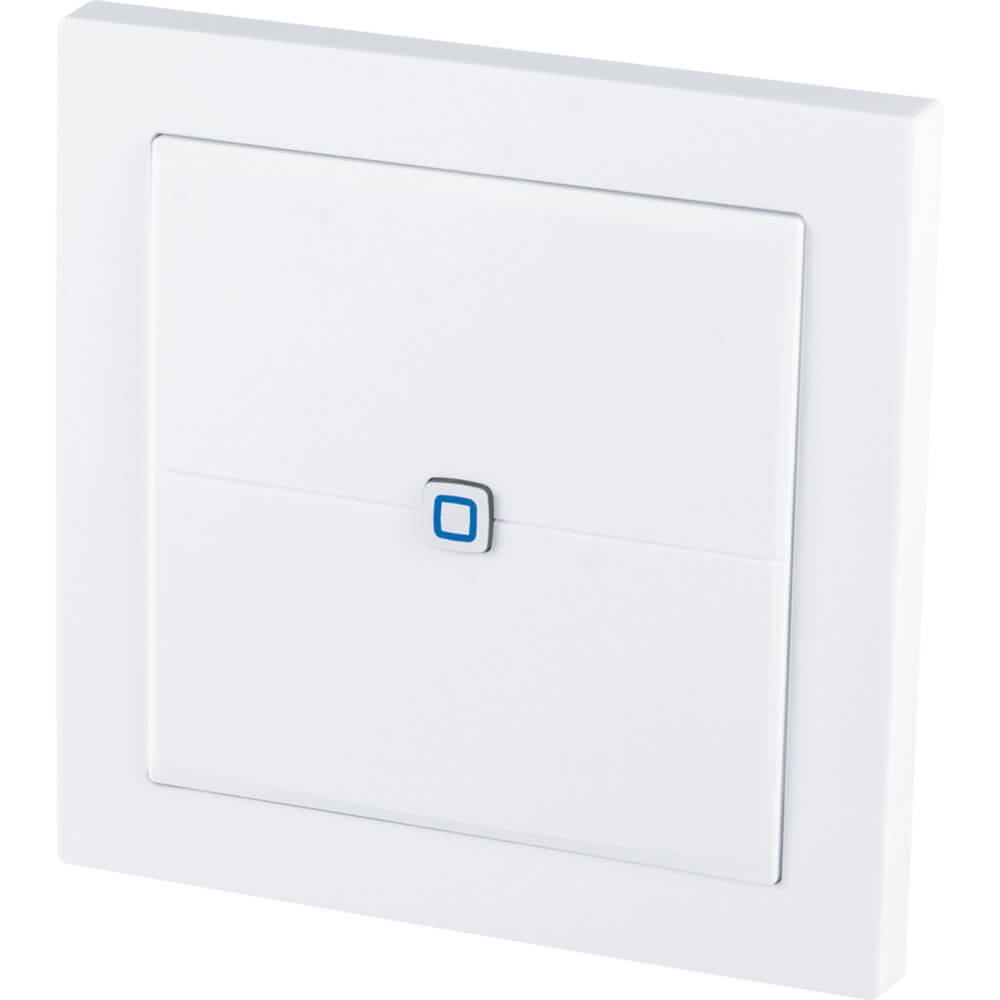 Homematic IP Wandtaster-flach