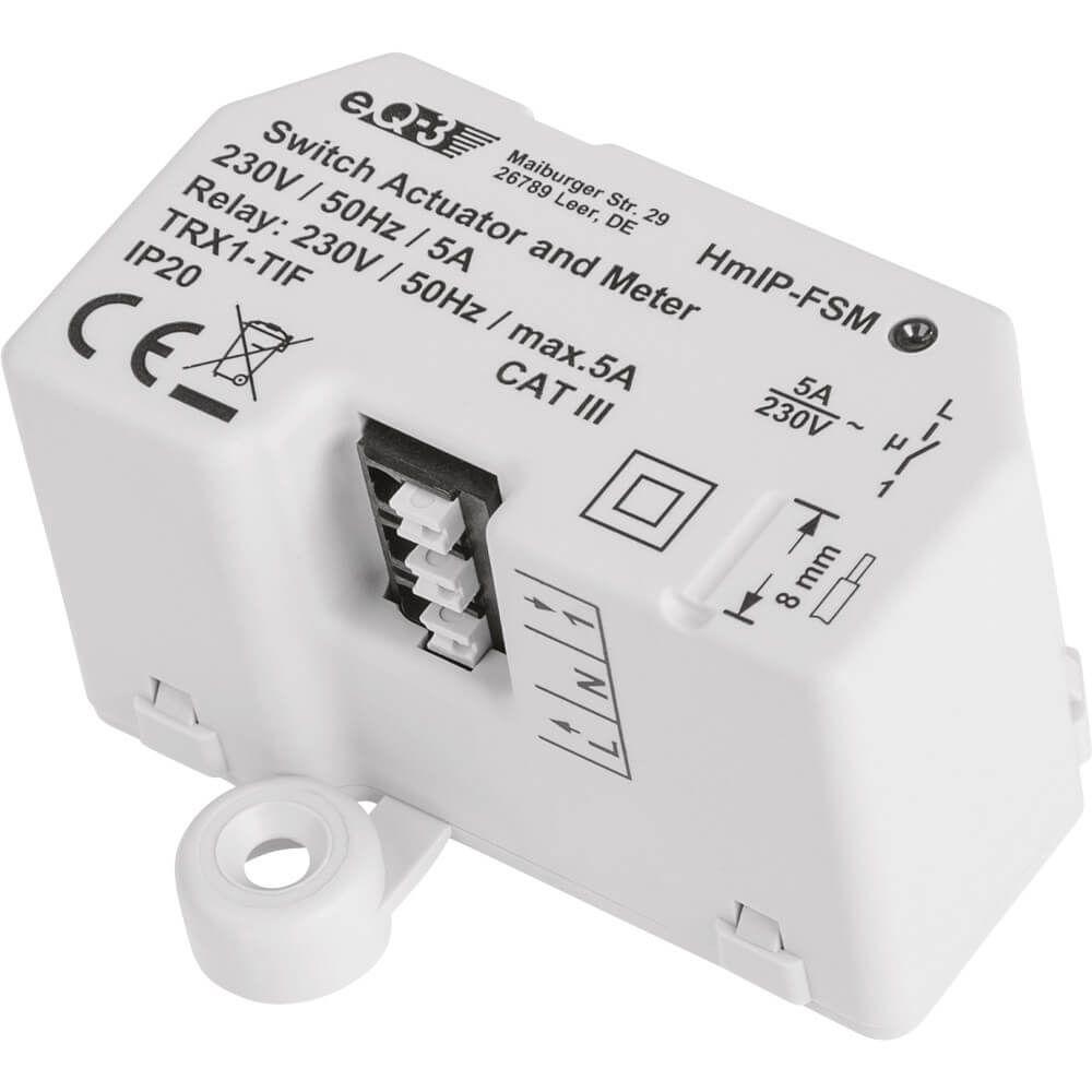 Homematic IP Rolladenaktor - Unterputz