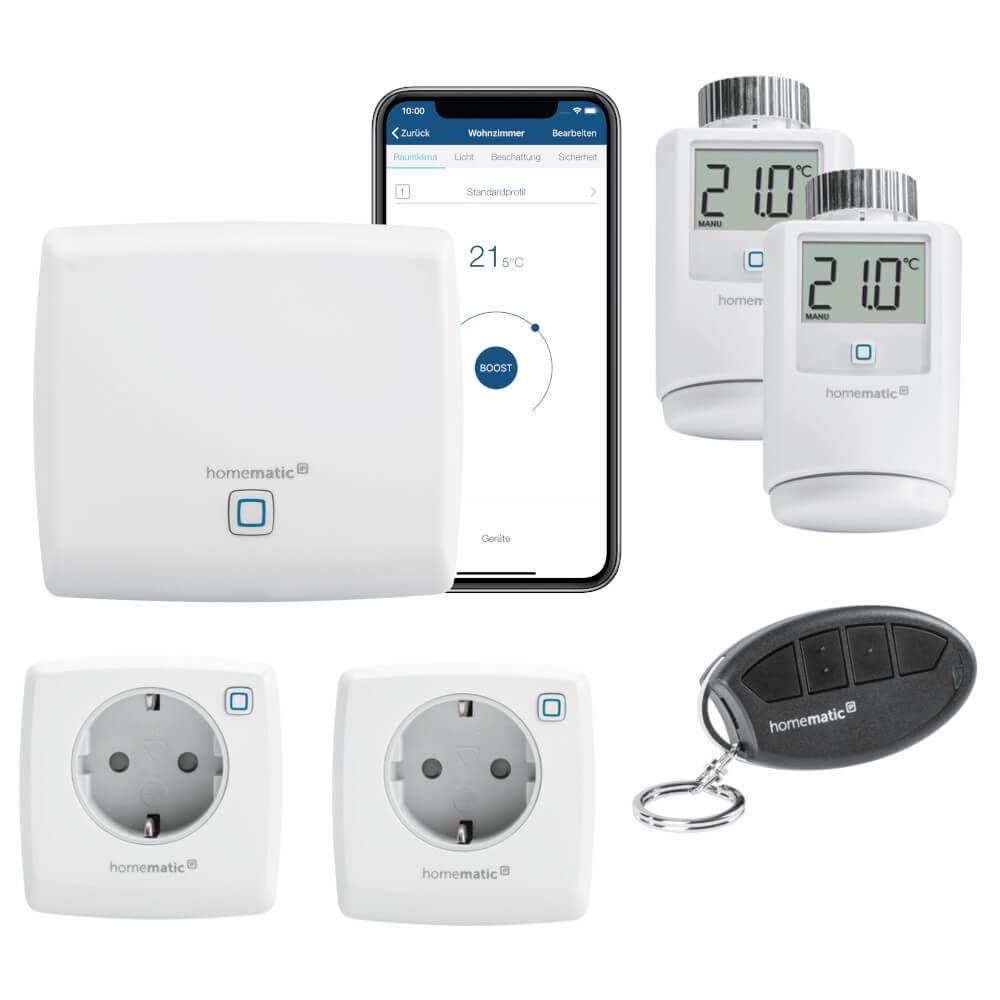 homematic ip smart home system 144701. Black Bedroom Furniture Sets. Home Design Ideas