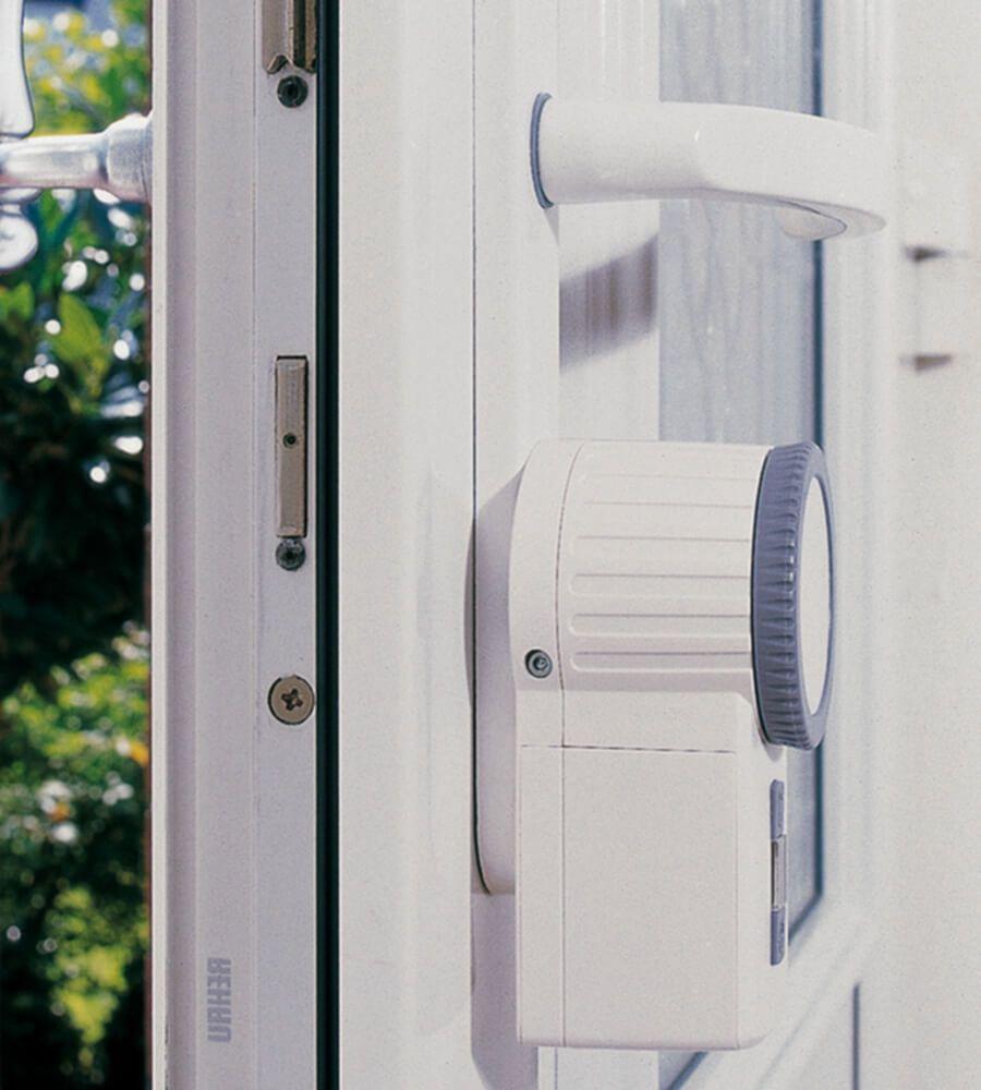 keymatic t rschlossantrieb silber mit handsender. Black Bedroom Furniture Sets. Home Design Ideas