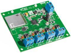 Bausatz: 4-fach Schalter mit Batterieversorgung