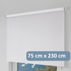 erfal SmartControl Homematic IP Rollo - 75 cm x 230 cm (B x H) - Blickdicht