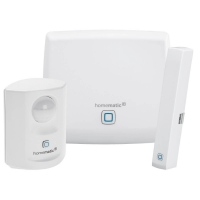 Homematic IP Starter Set Sicherheit