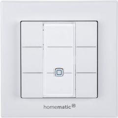 Homematic IP Wandtaster - 6-fach