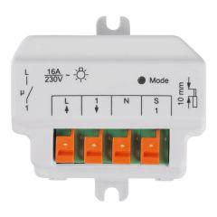 HomeMatic Funk Schaltaktor 1fach Unterputz