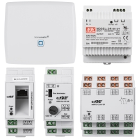 HomeMatic Wired RS485 Starter Paket